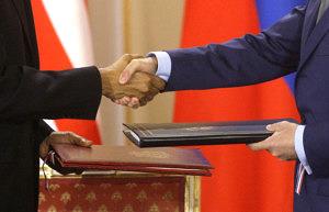 Ратификация международных договоров