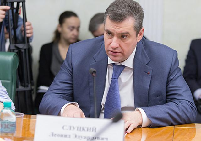 Леонид Слуцкий: «Слуцкий: итоги заседания СБ ООН говорят о желании США применить в Сирии иракский сценарий»