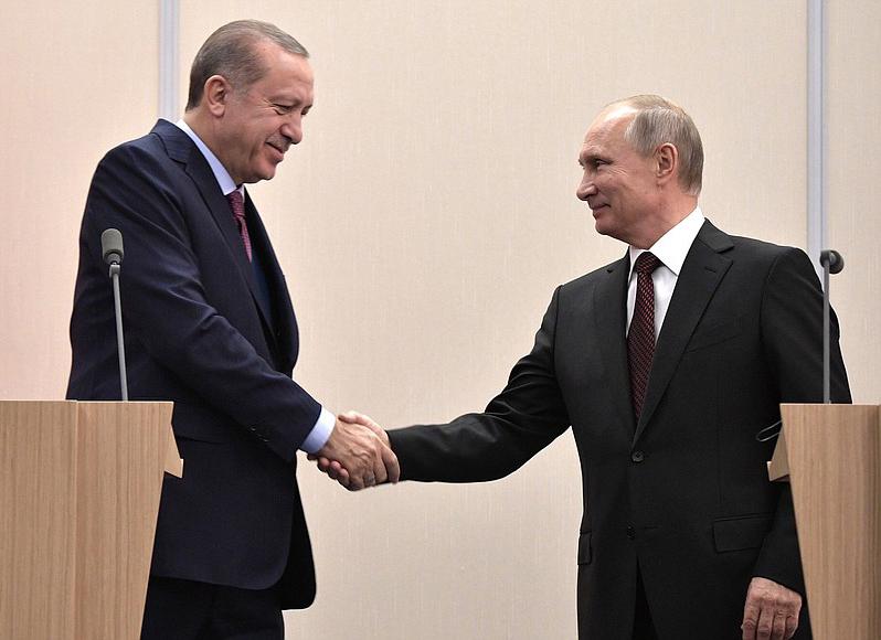Состоялись российско-турецкие переговоры