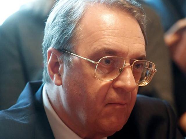 Михаил Богданов и посол Кувейта обсудили ситуацию на Ближнем Востоке