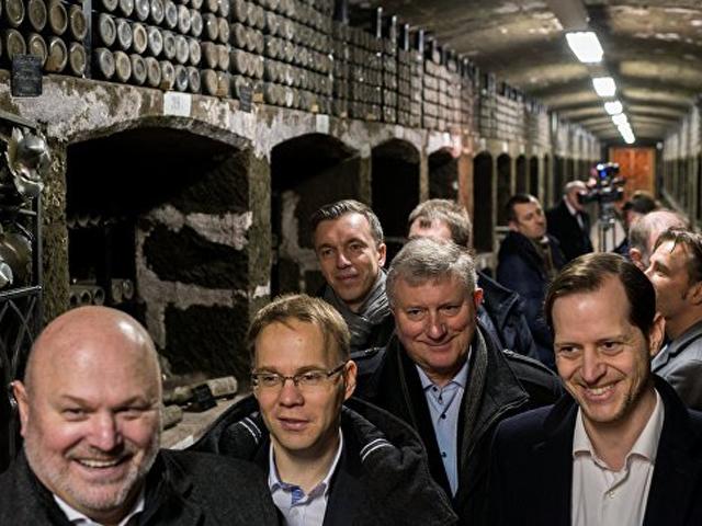 Визит немецких депутатов в Крым согласован с их партийным руководством