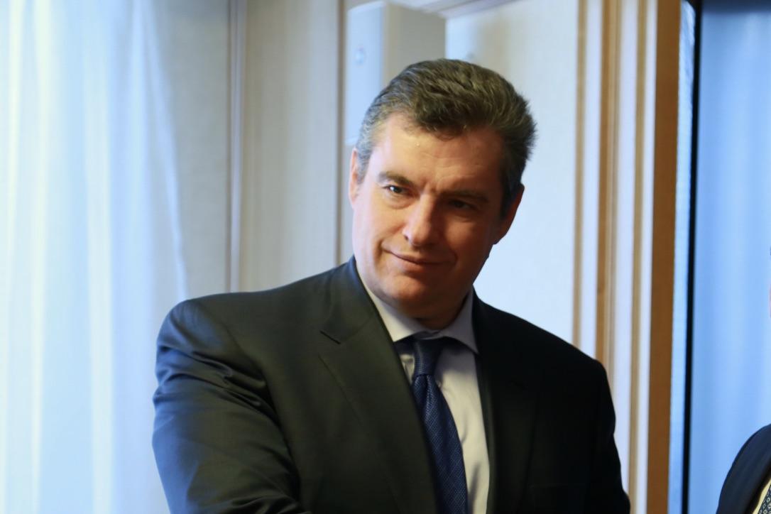 Леонид Слуцкий: «Мы обязаны адекватно реагировать на беспрецедентные и безосновательные рестрикции»