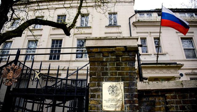 Посольство России считает слова генсека НАТО по Солсбери дезинформацией