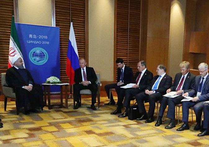 Президент Роухани призвал Россию к диалогу после выхода США из ядерной сделки