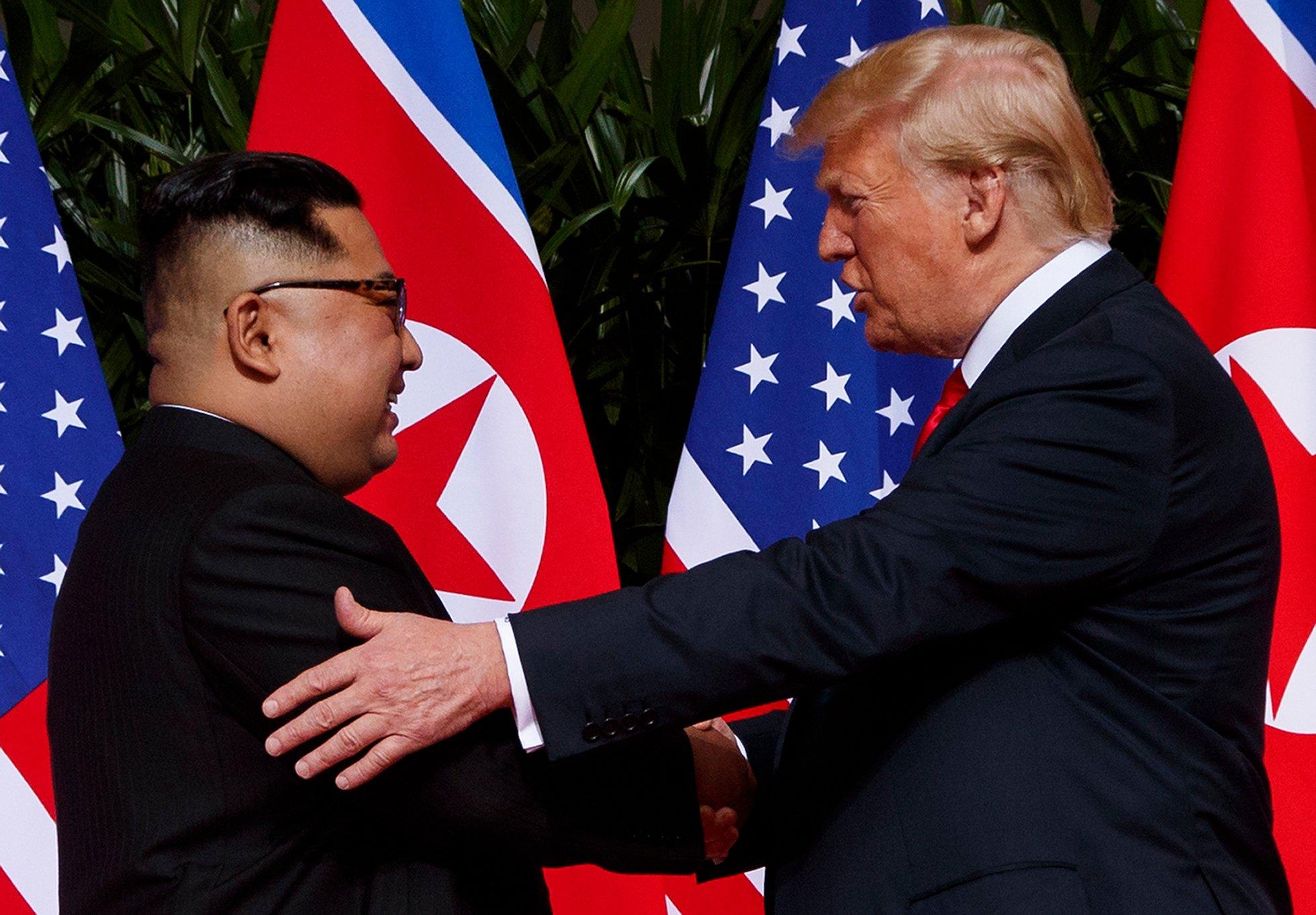 Дональд Трамп и Ким Чен Ын договорились об обмене визитами