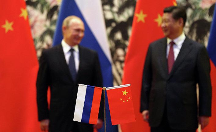 Китай готов к тесной координации с Россией, заявил Си Цзиньпин