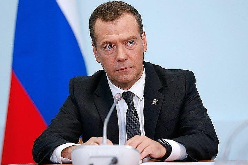 Дмитрий Медведев расширил список украинских физических и юридических лиц, в отношении которых применяются специальные ограничительные меры