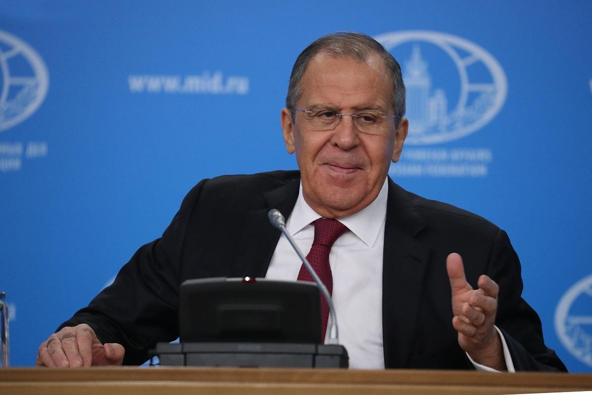Большая пресс-конференция Сергея Лаврова по итогам 2018 года