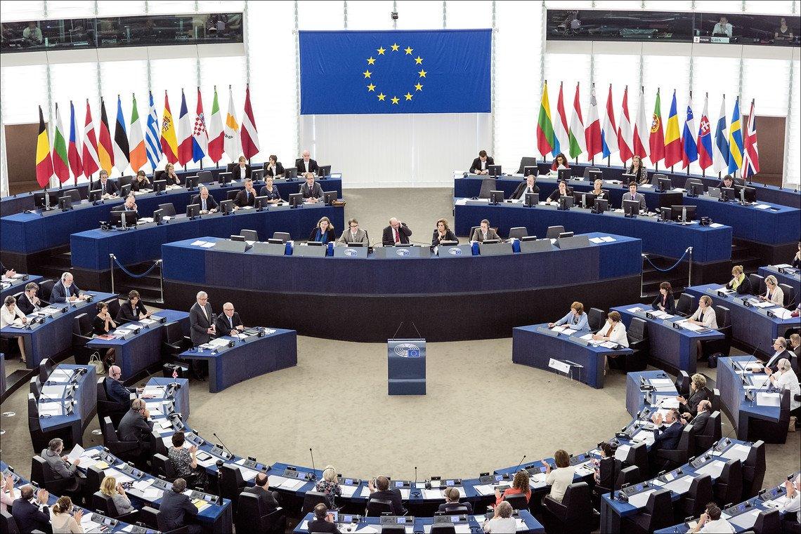 Леонид Слуцкий: «Европарламент решил отпраздновать пятилетие присоединение Крыма к РФ принятием очередной антироссийской резолюцией»