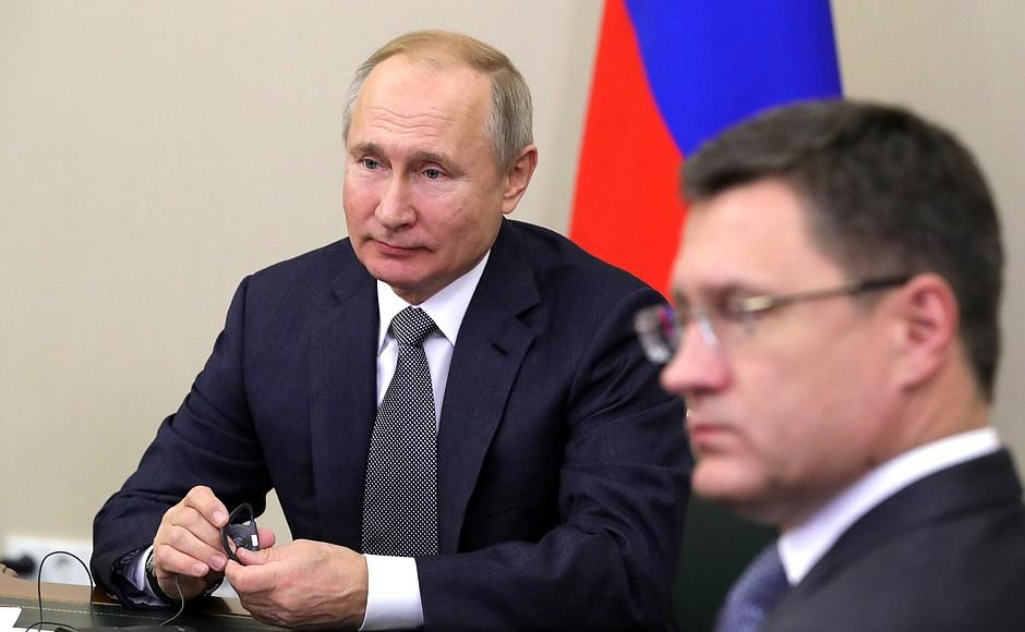 Дан старт поставкам российского газа в Китай по восточному маршруту