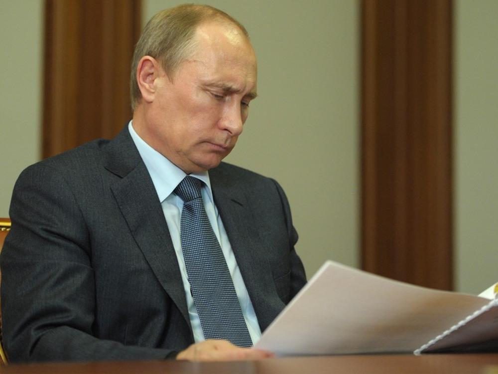 Телефонный разговор Владимира Путина с Федеральным канцлером Австрии Себастианом Курцем