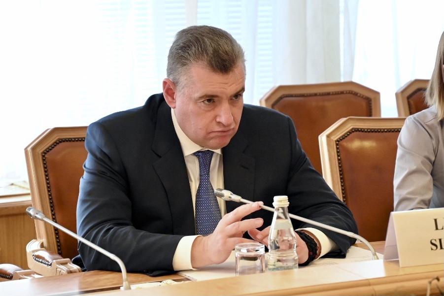 Леонид Слуцкий провел встречи с главами дипмиссий Швейцарии и Исландии